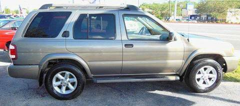 2000 Nissan Pathfinder for sale in Cocoa, FL