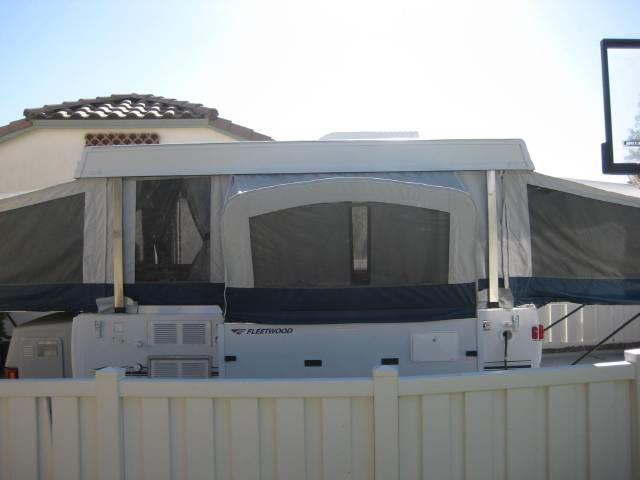 2008 Fleetwood Utah Pop-Up Trailer - Mesa AZ