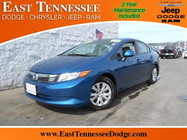 2012 Honda Civic for sale in Crossville TN