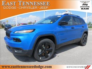 2017 Jeep Cherokee for sale in Crossville, TN