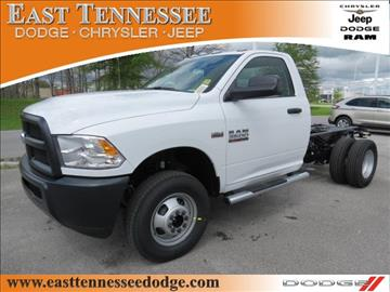 2017 RAM Ram Chassis 3500 for sale in Crossville, TN