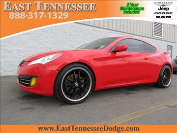 hyundai genesis coupe for sale tennessee. Black Bedroom Furniture Sets. Home Design Ideas
