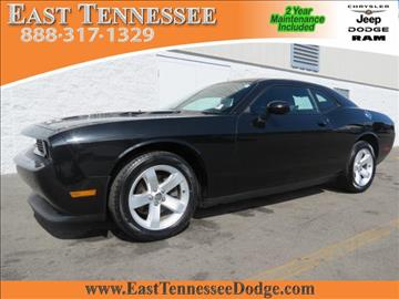 2011 Dodge Challenger for sale in Crossville, TN