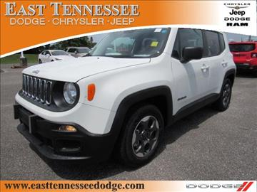 2017 Jeep Renegade for sale in Crossville, TN