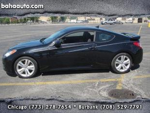 2011 Hyundai Genesis Coupe for sale in Chicago, IL