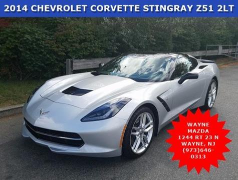 2014 Chevrolet Corvette for sale in Wayne NJ