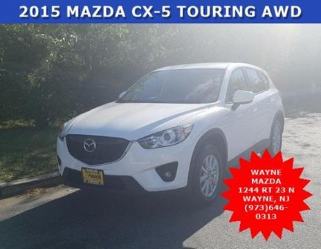 2015 Mazda CX-5 for sale in Wayne, NJ
