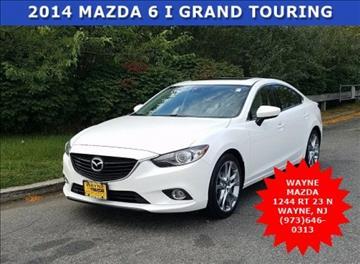 2014 Mazda MAZDA6 for sale in Wayne NJ