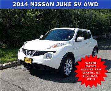 2014 Nissan JUKE for sale in Wayne, NJ