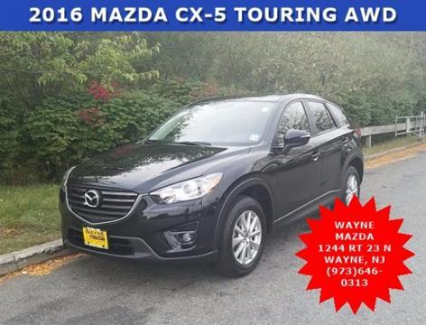 2016 Mazda CX-5 for sale in Wayne NJ