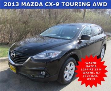 2013 Mazda CX-9 for sale in Wayne, NJ