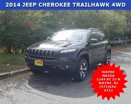 2014 Jeep Cherokee for sale in Wayne NJ