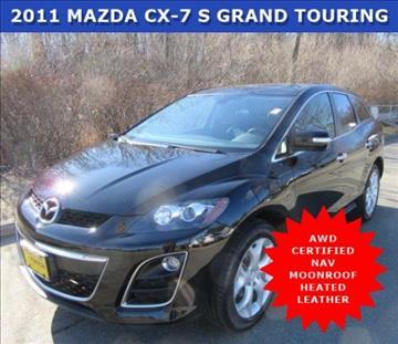 2011 Mazda CX-7 for sale in Wayne, NJ