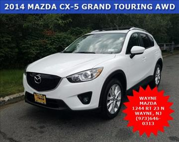 2014 Mazda CX-5 for sale in Wayne NJ