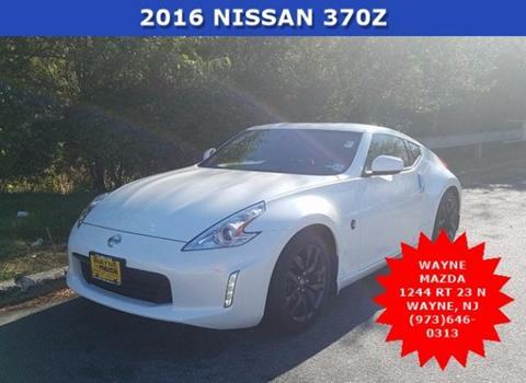 2016 Nissan 370Z for sale in Wayne NJ