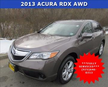2013 Acura RDX for sale in Wayne, NJ