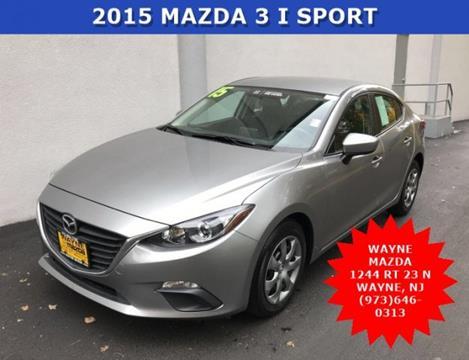 2015 Mazda MAZDA3 for sale in Wayne, NJ