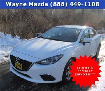 2014 Mazda MAZDA3 for sale in Wayne, NJ