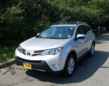 2013 Toyota RAV4 for sale in Wayne NJ