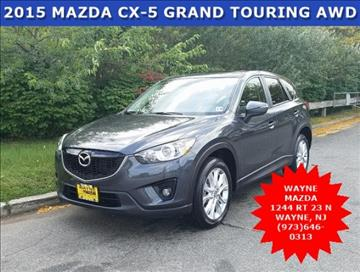 2015 Mazda CX-5 for sale in Wayne, NJ