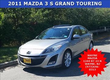 2011 Mazda MAZDA3 for sale in Wayne NJ