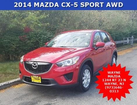 2014 Mazda CX-5 for sale in Wayne, NJ