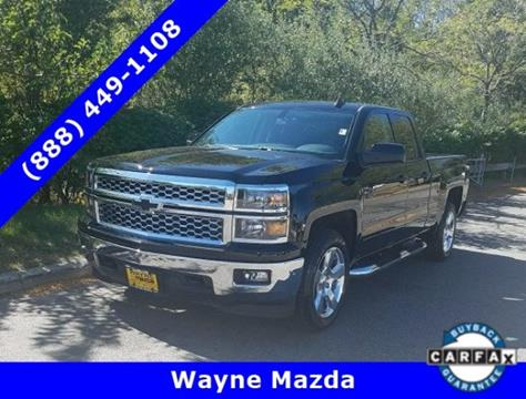 2015 Chevrolet Silverado 1500 for sale in Wayne, NJ