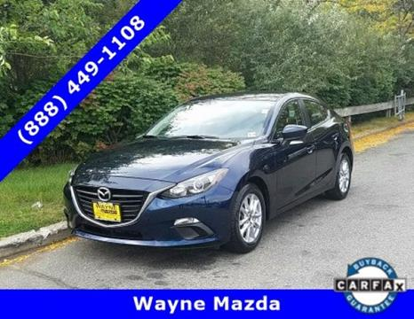 2014 Mazda MAZDA3 for sale in Wayne NJ