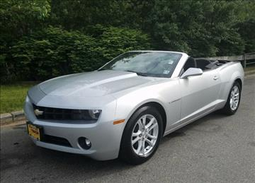 2013 Chevrolet Camaro for sale in Wayne, NJ