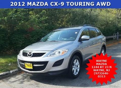2012 Mazda CX-9 for sale in Wayne NJ