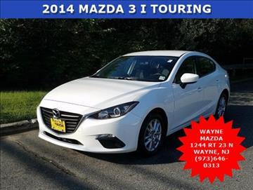 2014 Mazda MAZDA3 for sale in Wayne NJ