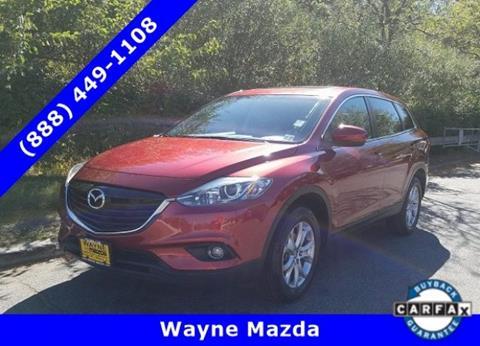 2014 Mazda CX-9 for sale in Wayne NJ