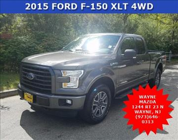 2015 Ford F-150 for sale in Wayne NJ