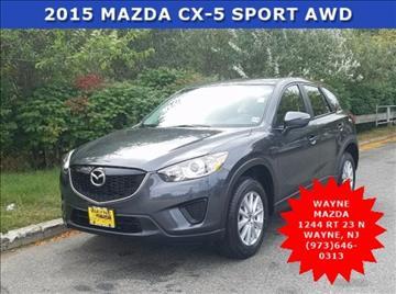 2015 Mazda CX-5 for sale in Wayne NJ