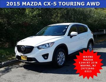 2015 Mazda CX-5 for sale in Wayne NJ