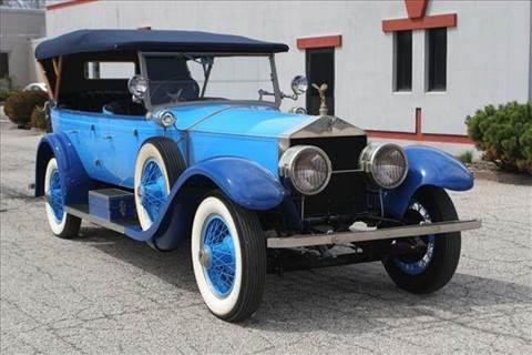 1923 Rolls-Royce OXFORD SILVER GHOST