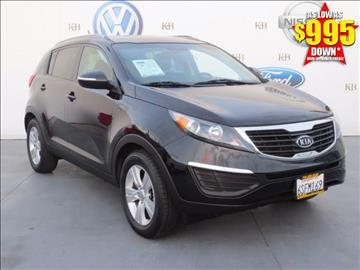 2011 Kia Sportage for sale in Santa Ana, CA