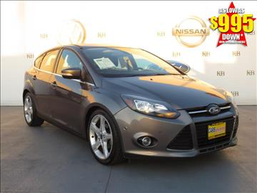 2012 Ford Focus for sale in Santa Ana, CA