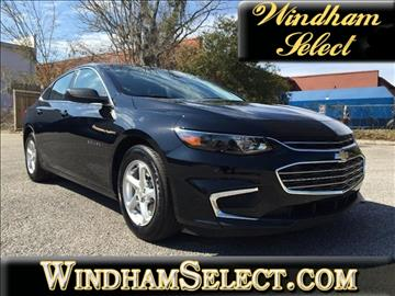 2016 Chevrolet Malibu for sale in Charleston, SC