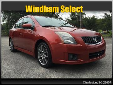 2010 Nissan Sentra for sale in Charleston, SC