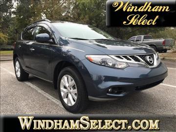 2012 Nissan Murano for sale in Charleston, SC