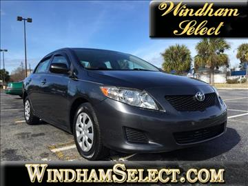 2010 Toyota Corolla for sale in Charleston, SC