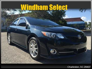 2014 Toyota Camry for sale in Charleston, SC
