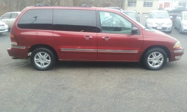 2003 Ford Windstar SE 4dr Mini-Van - Cuyahoga Falls OH