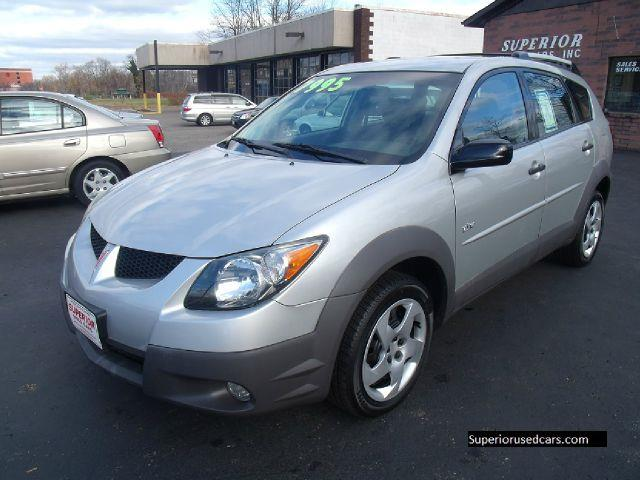 2003 Pontiac Vibe for sale in Cuyahoga Falls OH