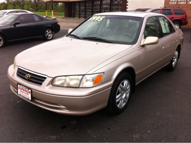 2000 toyota camry for sale in cuyahoga falls oh. Black Bedroom Furniture Sets. Home Design Ideas