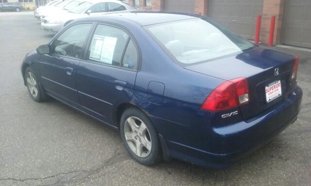2004 Honda Civic EX 4dr Sedan - Cuyahoga Falls OH