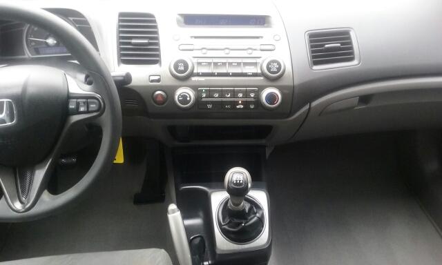 2006 Honda Civic LX 2dr Coupe w/Manual - Cuyahoga Falls OH