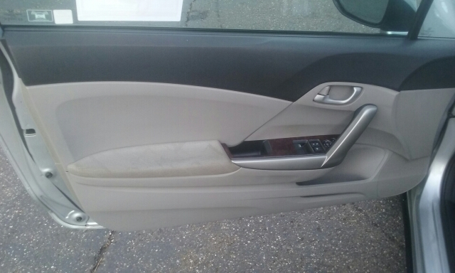 2012 Honda Civic LX 2dr Coupe 5M - Cuyahoga Falls OH