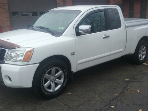 2004 Nissan Titan for sale in Cuyahoga Falls, OH